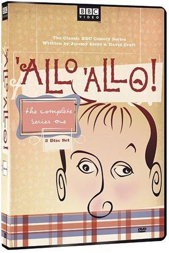 'Allo 'Allo! – The Complete Series One [1982]