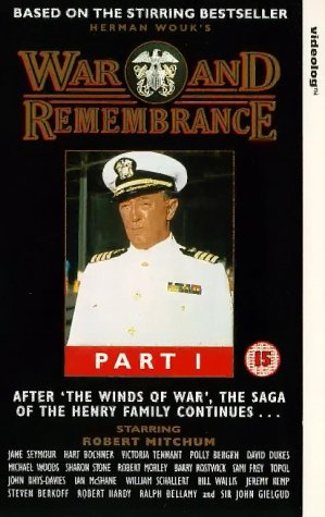 War and Remembrance [VHS] [UK Import]