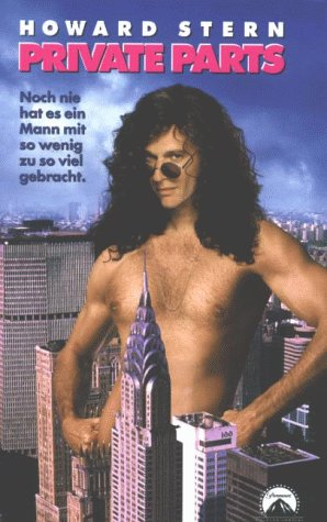 Private Parts [VHS]
