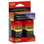 5 Hour Energy Energy Shot, Berry, 2 - 2 fl oz (59 ml) bottles