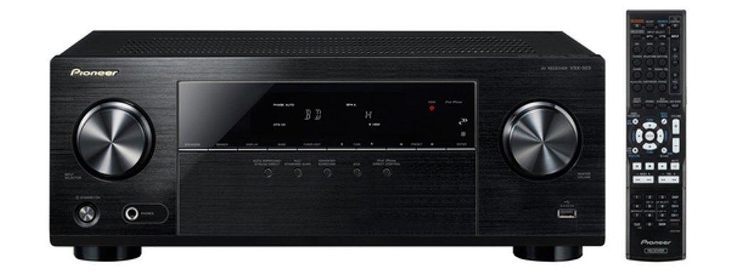 Pioneer VSX-323-K 5.1 AV-Receiver (4K