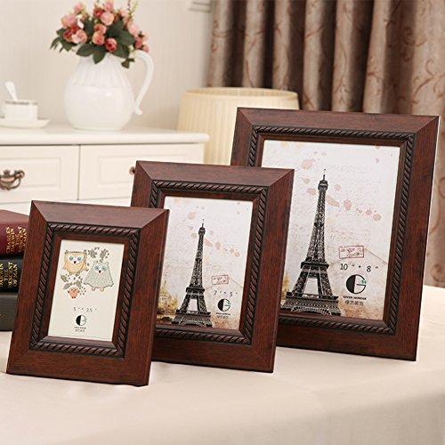 cadre-photo-vintage-europeen-cadre-de-photo-montage-creatif-brun-203x254cm8x10inch