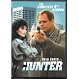 Hunter: The Complete 4th Season (DVD) - Fred Dryer (DVD - 2011)