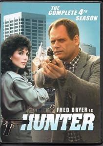 Amazon.com: Hunter: The Complete 4th Season (DVD) - Fred ...