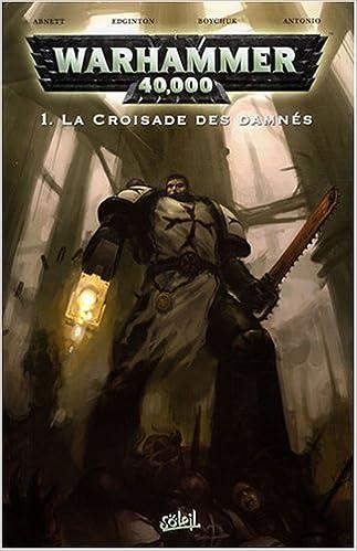 [BD]Série BD/Comics Warhammer 40K 5154criLaJL._SX321_BO1,204,203,200_