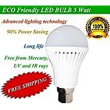 LED Bulb 5 Watt - Set Of 10 Bulbs