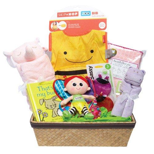 Unique Baby Gift Baskets
