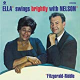 Ella Swings Brightly with Nelson (180g) [VINYL] Ella Fitzgerald