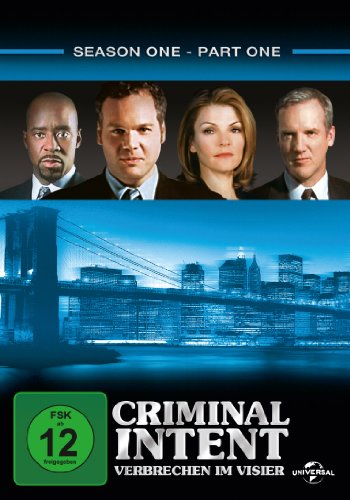 Criminal Intent - Verbrechen im Visier, Season 1.1 [3 DVDs]