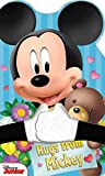 Disney Mickey Mouse Clubhouse: Hugs From Mickey: A Hugs Book