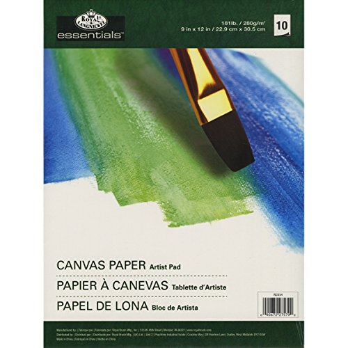 royal-langnickel-canvas-paper-artist-pads