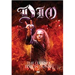 Dio: The Legend Live In Japan