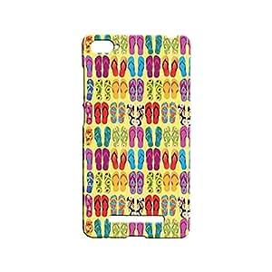 IMPEX Designer Printed Back Case / Back Cover for Xiaomi Mi4i (Multicolour)