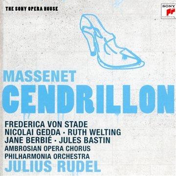 Cendrillon de Massenet - 2CD nueva edición de Sony (Frederica Von Stade)