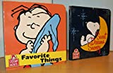 img - for Favorite Things & Sweet Dreams Snoopy (2 Wendy's Kids Meal Board Books) book / textbook / text book