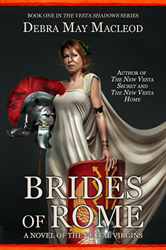 Meet Alexa, your new best friend. Enter to Win An Amazon Echo and check out Debra May Macleod's  Brides of Rome: A Novel of the Vestal Virgins (The Vesta Shadows Book 1). Visit ancient Rome. Their world was one of punishment, power and privilege.