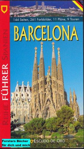 Reiseführer Spanien - Barcelona - Escudo de
