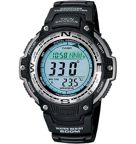 CASIO 腕時計 SPORTS GEAR SGW-100-1ツインセンサー メンズ[逆輸入品]