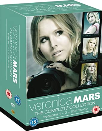 Veronica Mars DVD Set