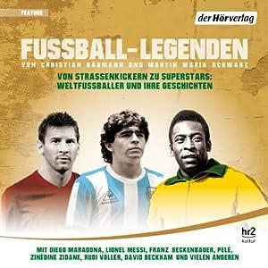 Fußball-Legenden Hörbuch