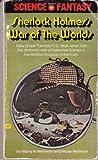 Sherlock Holmess war of the worlds (Warner science fantasy)