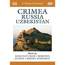 Musical Journey: Crimea Russia Uzbekistan
