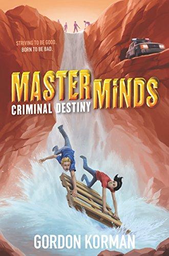 Masterminds: Criminal Destiny (Masterminds (Hardcover))
