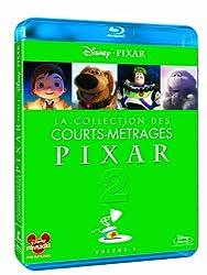 La Collection des courts métrages Pixar - Volume 2 [Blu-ray]