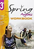 Anglais 3ème Spring : Workbook