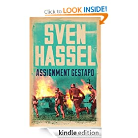 Assignment Gestapo (Cassell Military Paperbacks)