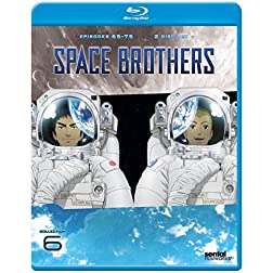 Space Brothers 6 [Blu-ray]