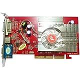 AMD ATI Radeon 9550 256MB DDR2 3D S-Video DVI AGP Video Card