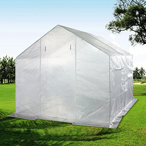 Best Portable Greenhouse : Quictent stakes  portable greenhouse large