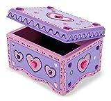 Melissa & Doug : Decorate Your Own Jewellery Box