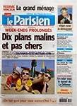 PARISIEN (LE) [No 19177] du 05/05/200...