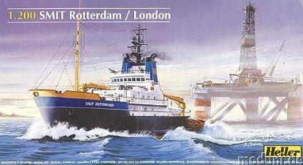 Heller - 80620 - Construction Et Maquettes - Smitt Rotterdam/London - Echelle 1/200ème