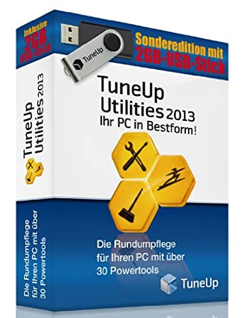 TuneUp Utilities 2013 USB-Edition