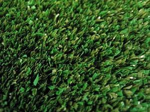 5' x 12' Indoor/Outdoor Artificial Grass Area Rug Carpet Color:Backyard