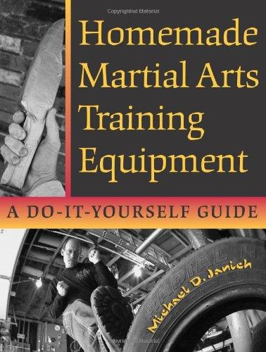 Homemade Martial Arts Training Equipment: A Do-It-Yourself Guide