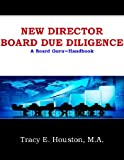 img - for New Director Board Due Diligence (Board Guru Handbook) book / textbook / text book