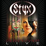 Grand Illusion & Pieces of Eight Live by Styx [Music CD]