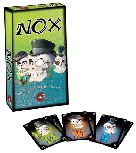Nox Card Game Card Game