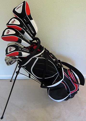 Mens Complete Golf Set Custom Made Clubs for Tall Men 6'0