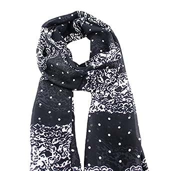 white print black chiffon wholesale factory price novelty