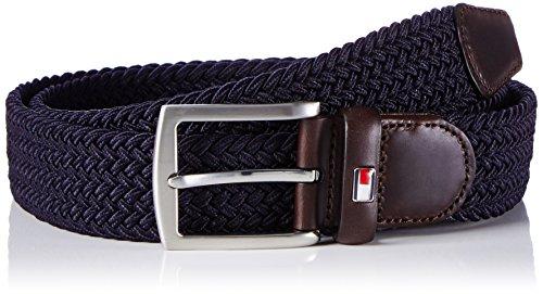 Tommy Hilfiger E357889009-Cintura Uomo,    Blau (NAVY BLAZER-PT 416) 100
