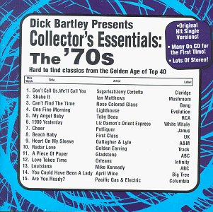 Dick Bartley Presents Collector'S Essentials: 70'S