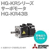 三菱電機 HG-KR43B サーボモータ HG-KRシリーズ 電磁ブレーキ付 (低慣性・小容量) (定格出力容量 0.4kW) (慣性モーメント 0.393J) NN