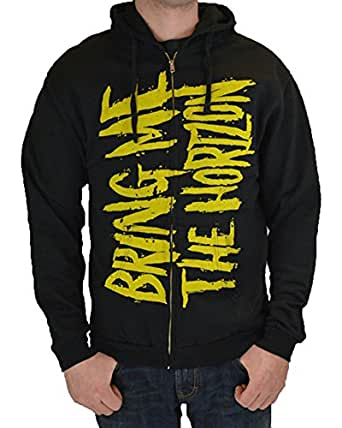 Unless you head on over to Hot Topic and check out our awesome assortment of Bring Me the Horizon merch. You'll be counting your blessings when you see our extensive selection of Bring Me the Horizon shirts and bring me Bring Me the Horizon hoodies. Find the perfect Bring Me the Horizon tank top for all their upcoming summer concerts.