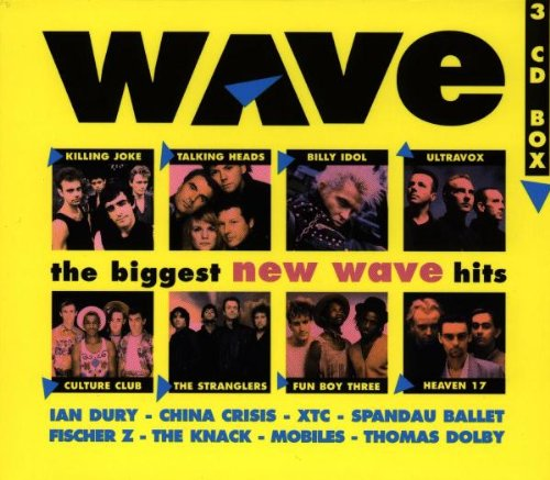 Various Artists - Wave- The Biggest New Wave Hit - Zortam Music