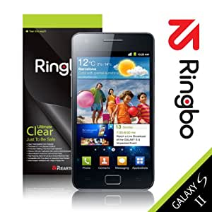 Rearth's Ringbo Screen Protector (Clear) for Samsung Galaxy S 2 i9100